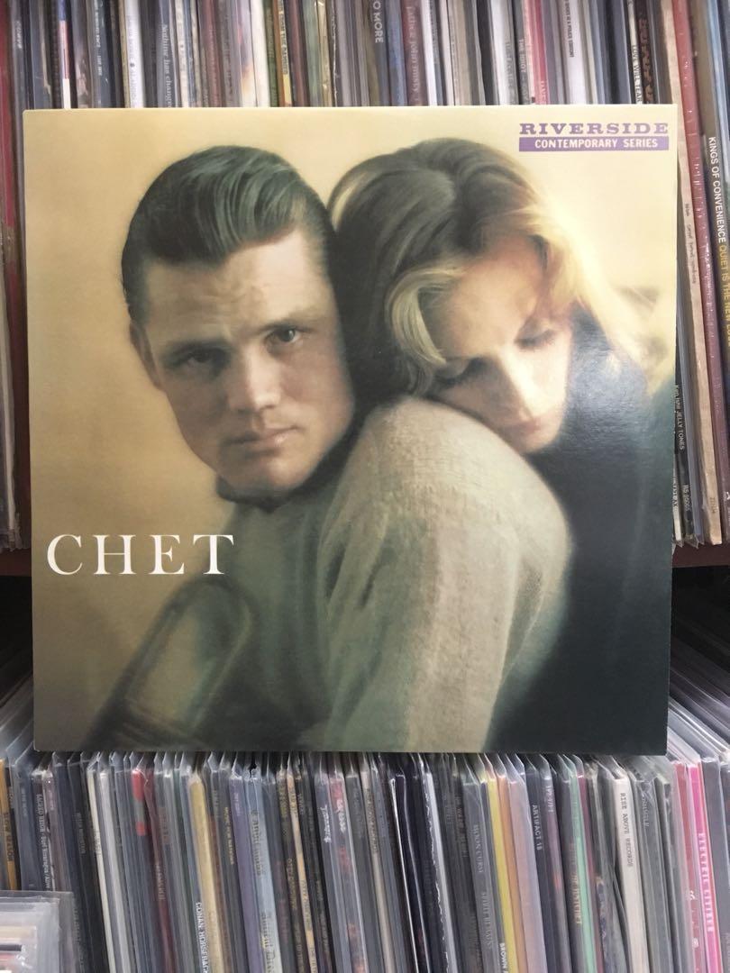 """VINYL - CHET BAKER """"Chet"""" (2015 reissue)"""