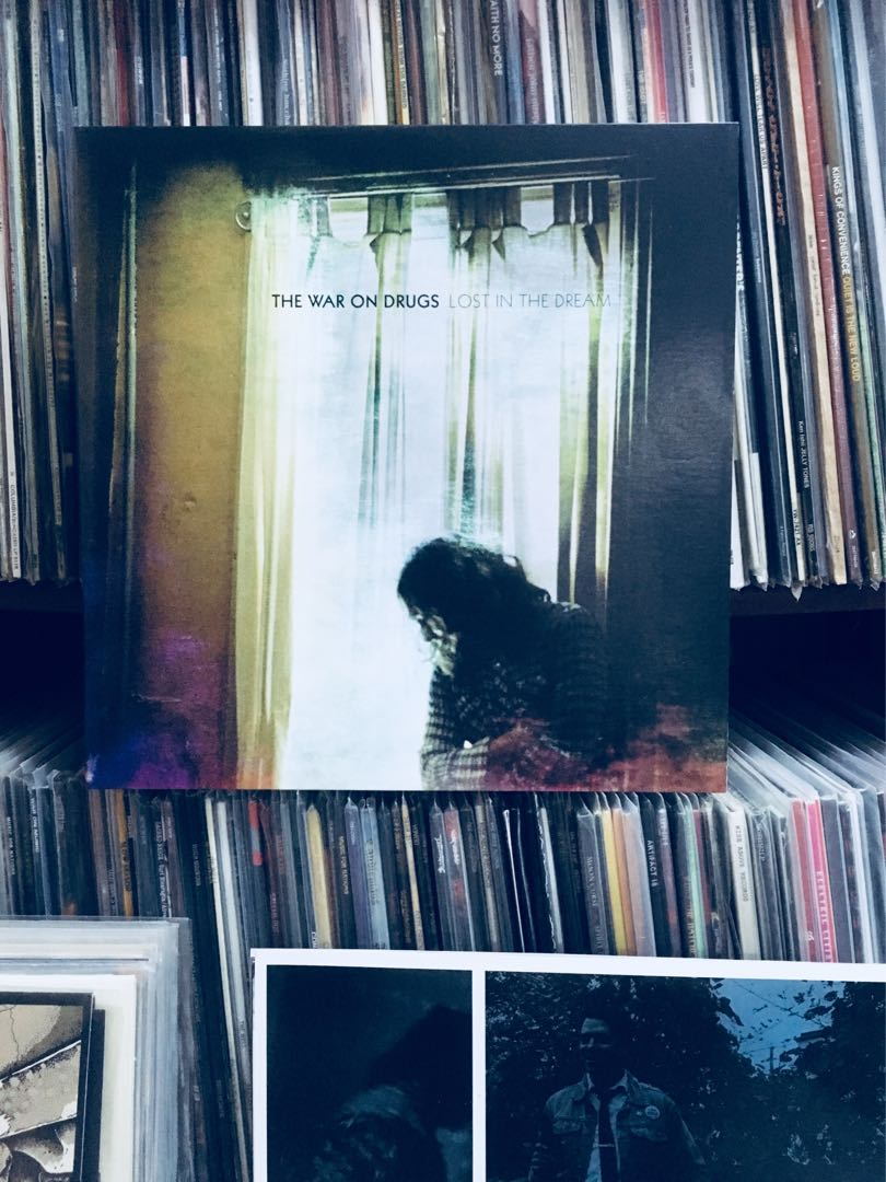 """VINYL - The War On Drugs """"Lost In The Dream"""" (2014)"""