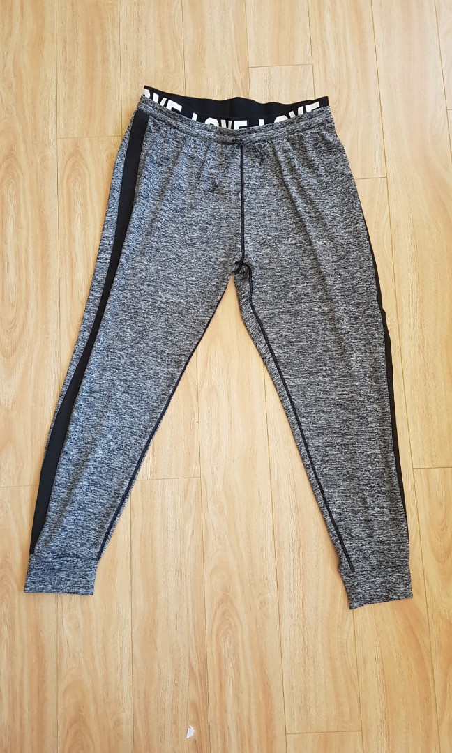 VS Pink style joggers