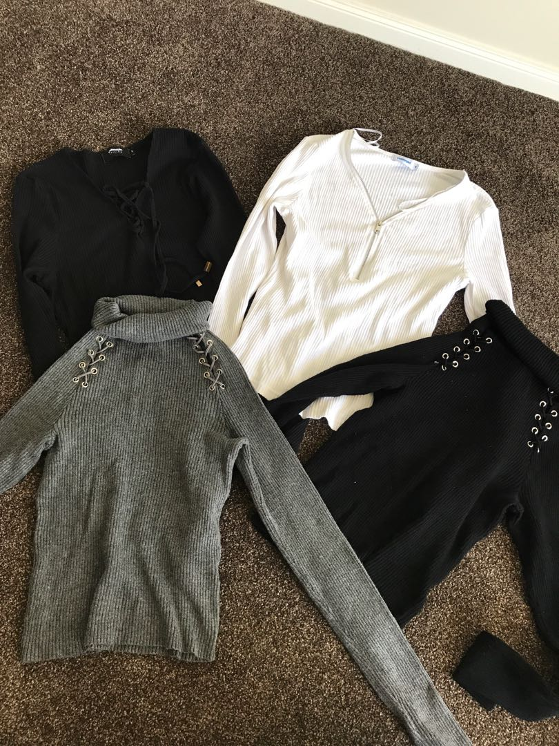 Winter tops size Small