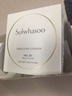 5g 雪花秀氣墊粉底 Sulwhasoo Perfecting Cushion 5g