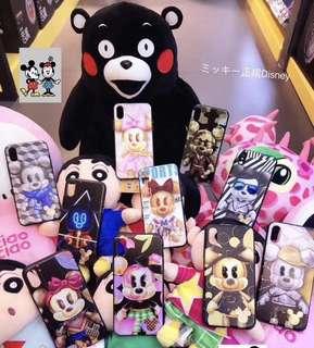 DISNEY 正版迪士尼 iPhone 手機殼 iPhone case 米奇老鼠 Mickey Mouse