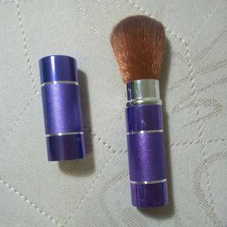 Retractable Makeup Brush