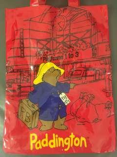 英國倫敦Paddington手挽袋