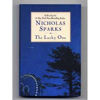 Nicholas Sparks - The Lucky One (Edisi Terjemahan Bahasa Indonesia)