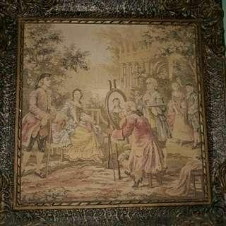 Lukisan Eropa Antik