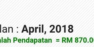 Bisnes Modal Rm10 ,pulangan Rm6k++ sebulan