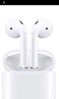 Apple Airpods 徵求