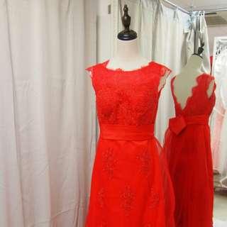 婚紗禮服中式用品開倉