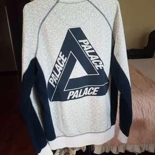 Palace crewneck not bape off white nike adidas assc