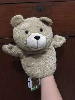 Ted2 Bear Hand Puppet (Japan)