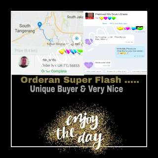 For the first time very Flash & Unique Buyer Very Nice ( Testimony )