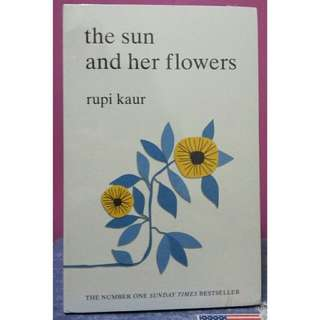 The Sun And Her Flowers (English Book)