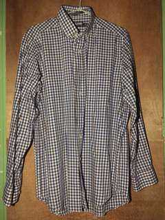 Authentic Kirkland Long Sleeves Button Down