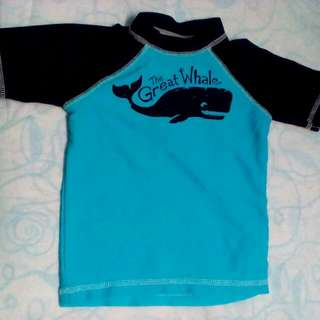 2 Years Swimming Shirt