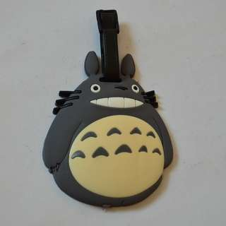 Totoro Traveling tag / free  + delivery fee