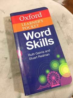 Oxford Learner's Pocket Word Skill