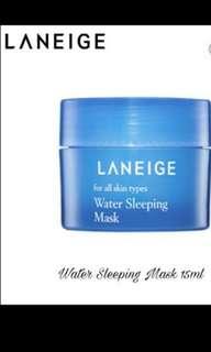 Laneige water sleeping mask ( travel size)