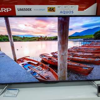 Led TV Sharp 50 Inch PROMO (Kredit TANPA CC)
