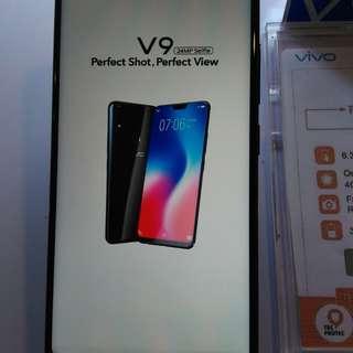 Hp Vivo V9 bisa dicicil dengan bunga 0.99%