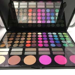 78 colors eyeshadow palette (#2 P78) LIMITED STOCKS