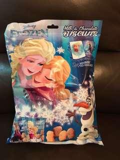 迪士尼Elsa Anna 餅乾 原價出售