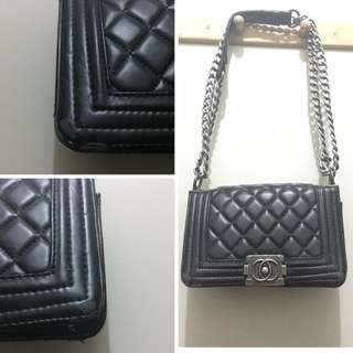 Chanel le boy replica