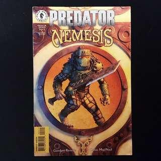PREDATOR Nemesis #2 (1998 Dark Horse)