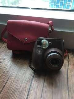 Camera instax polaroid 7s choco