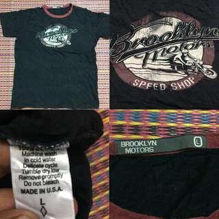 Brooklyn Motors T Shirt