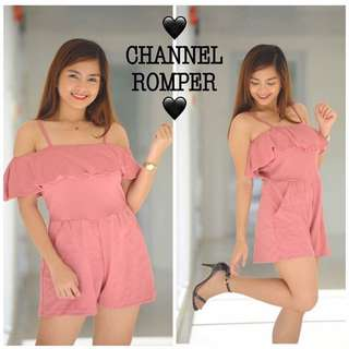 Channel romper