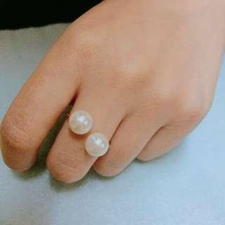 韓國❣️珍珠戒指