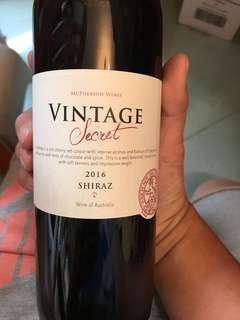 McPherson Vintage secret Shiraz 紅酒 750ml