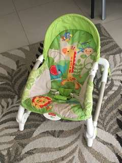 Fisherprice rocking baby chair