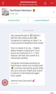 Highly Rated Seller 🍃