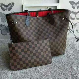 LV Neverfull Tote Bag (preloved)