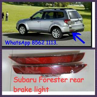 Subaru Forester rear brake light( With Turn signal)