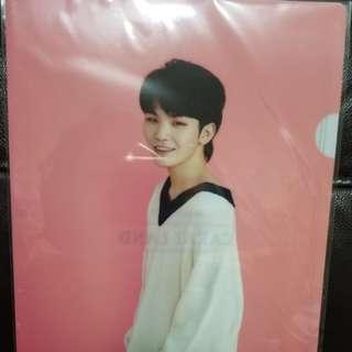 SEVENTEEN Woozi file