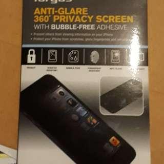Targus anti glare and privacy screen guard