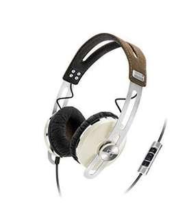 Sennheiser Momentum On Ear Headphone Ivory