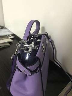Mini peekaboo design bag