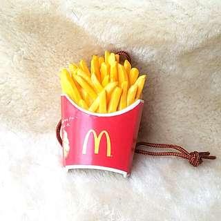 [全新]Mcdonald薯條吊飾掛飾