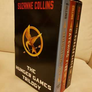 [SALE] The Hunger Games Trilogy