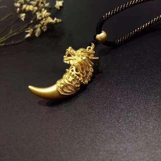 pure gold 硬金999 龍