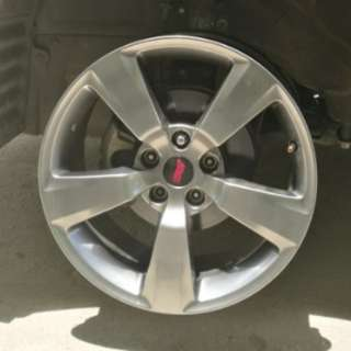"""Subaru Impreza STI 18"""" rim"""