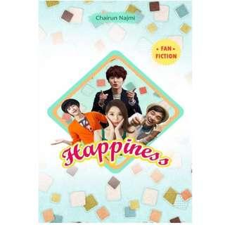 Ebook Happiness - Shin Je Wo (Chairun Najmi)