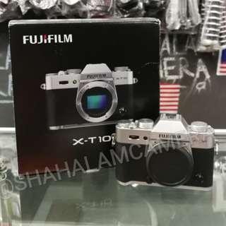 (USED) FUJIFILM X-T10 (WIFI) MIRRORLESS CAMERA BODY