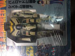Rare 1/55 Scale VF-1S Armored Valkrie GBP-1S