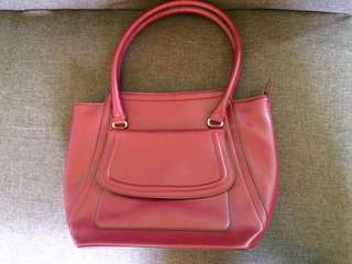 Rush sale! Authentic red payless bag!