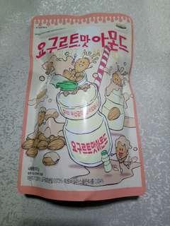 韓國杏仁 益力多味 Korea